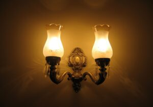 are wall sconces outdated