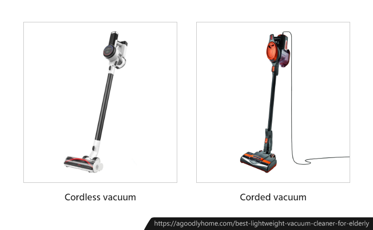 corded vs cordless