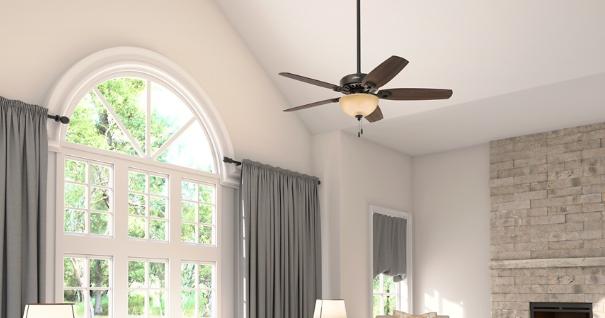 Hunter Builder Deluxe Ceiling Fan (1)