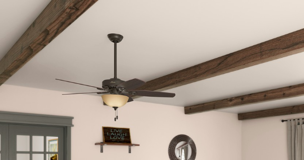 Hunter Builder Deluxe Ceiling Fan (4)