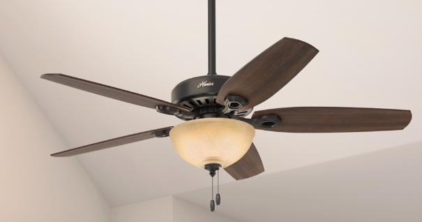 Hunter Builder Deluxe Ceiling Fan (5)