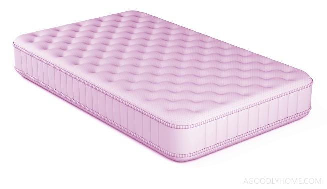 Thick mattress support Murphy bed